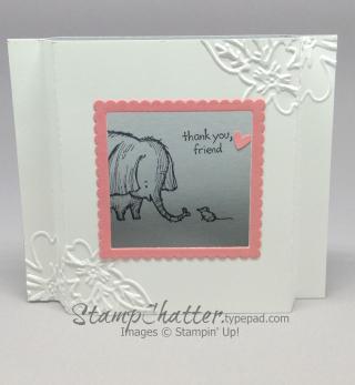 Elephant Diarama