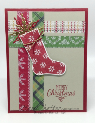 Hang Your Stocking www.stampchatter.typepad