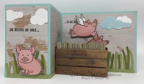 This little piggy full card