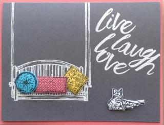Livelaughlove stampchatter