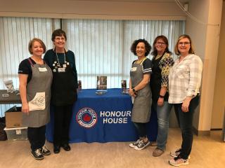 HonorHouse Volunteers