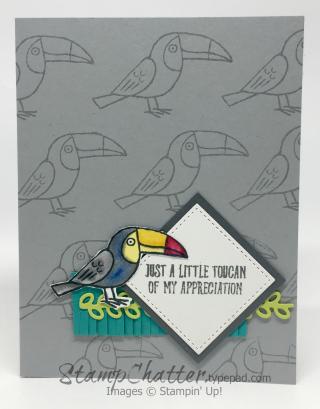 Bird Banter www.stampchatter.typepad.com